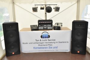 Ton und Licht Service Saarland